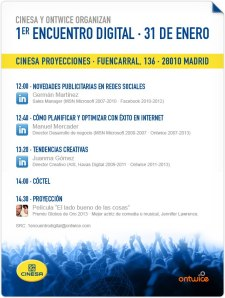 "Programa ""Primer Encuentro Digital"