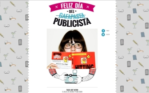 #OrgulloPublicista Tago Art Work