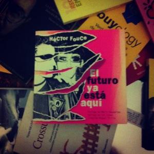"""El futuro ya está aquí"" Héctor Fouce"