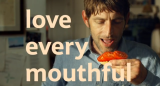 """Tesco: Love every mouthful"""